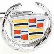 Mancuernillas Cadillac Logo Automovil Americano Lujo Gemelos