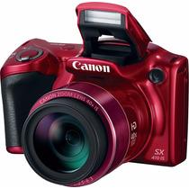 Canon Camara Powershot Sx410 40x 20mpx Video Hd 720p Factura