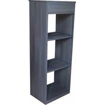 Mueble Librero Pedestal Color Indi Moderno Minimalista