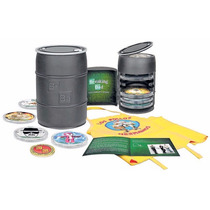 Breaking Bad La Serie Completa Bluray Ed Limitada Importada