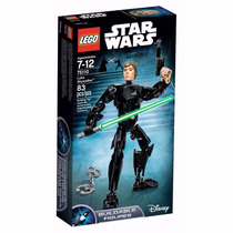 Lego Constraction Star Wars Luke Skywalker ¡sólo En Gamers!