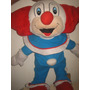 Peluche Payaso Bozo Antiguo 70cm Toy Networkoriginal