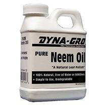 Dyna-gro Puro De Neem Aceite De Hoja Natural De Polonia 8 On