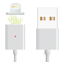 Cable De Datos Cargador Magnético Micro Usb O Lightning