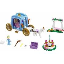 Lego - Disney Princess 41053 - Carroza Ensueño De Cenicienta