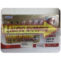 Amplificador Sistema De Publidifucion Dxr010505