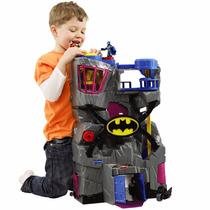 Baticueva Batman Imaginext Nueva En Caja