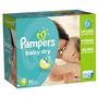 Pampers Baby Dry Pañales Economía Paquete Más El Tamaño De 4