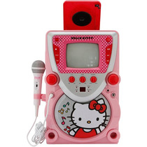 Hello Kitty Cd / Sistema De Video Karaoke