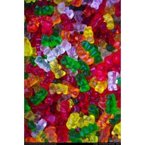 Panditas Ositos De Goma Gomitas Mesa De Dulces Fiestas Candy
