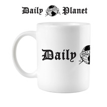 Taza Daily Planet, Superman, Batman, Clark Kent, Calidad