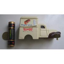 Camion Repartidor Promocional De Bimbo