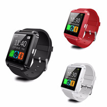 Smartwatch U8 Reloj Bluethooth Smartphones Android Iphone