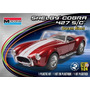 Shelby Cobra 427 S/c Monogram Escala 1/24 Nuevo Sellado