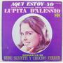 Lupita D´alessio / Aquí Estoy 1 Disco Lp Vinil