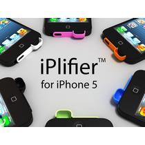 Iplifier, Mini Amplificador De Sonido Para Iphone 5 / 5s /5c