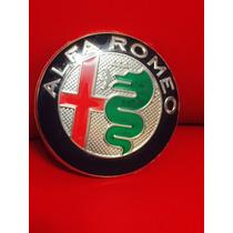 Emblema 2015 Alfa Romeo Diseño Nuevo