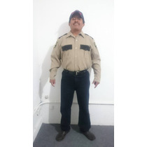 Camisa De Uniformes De Seguridad Privada