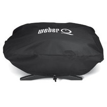 Weber 6550 Cubierta Del Vinilo Por Weber Baby Q Q-100 Y Q-12