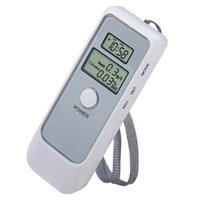 Alcoholimetro Digital Con Reloj, Termometro.nivel De Alcohol