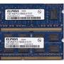 Memoria Ram Ddr3 1gb Elpida Pc3 10600s 1333mhz Para Laptop