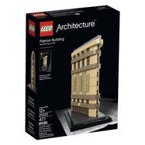 Lego Architecture 21023 - Edificio Flatiron