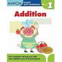 La Adición De Grado 1 (kumon Matemáticas Libros)