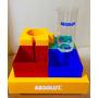Absolut Vodka Korea Bar Set Ed Limitada Promocional Svea Mix