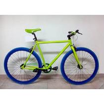 Bicicleta Carreras Una Sola Velocidad, Urbana/pista Colores