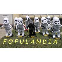 Star Wars,fofuchas,lego,centros Dmesa,fiestas, Force Awakens