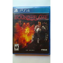 Ps4 Bound By Flame $350 Pesos - Seminuevo - Vendo / Cambio