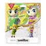 Figura Amiibo Toon Link/zelda The Wind Waker Wii U Nintendo