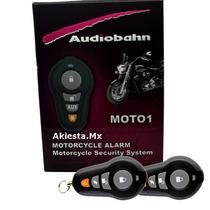 Audiobahn Moto1 Alarma Arrancador Inmovilizador Video Manual