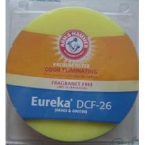 Arm & Hammer Olor-eliminación Eureka Dcf-26 Filtro De Vacío