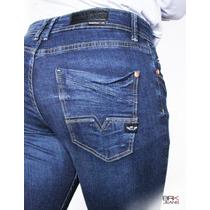 Jeans Caballero Super Skinny Mezclilla Strech
