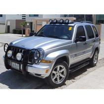 Jeep Liberty 2005 4 X 4