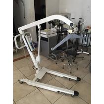 Grua Para Pacientes Con Obesidad 280kg Eléctrica