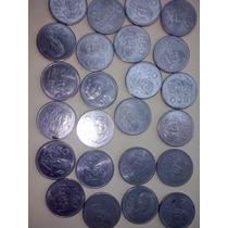 Monedas Antiguas Vintage 50 Pesos Benito Juarez Varias Fecha