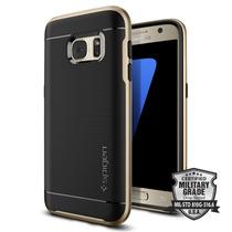 Funda Galaxy S7 Flat Plano Spigen Neo Hybrid 100% Original