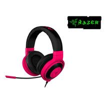 Diadema Razer Kraken Pro Neon Red Rz04-01400300-r3u1