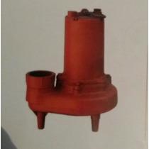 Bomba Sumergible Para Agua Sucia Dos Aspas 2 Hp 3f 220