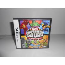 Marvel Super Hero Squad The Infinity Gauntlet Nintendo Ds