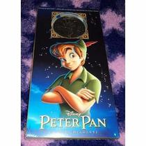 Peter Pan En Combo Blue Ray + Dvd + Moneda Metalica