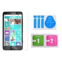 Cristal Templado 0.3mm Orilla 2.5d Nokia Lumia 1320 + Paños