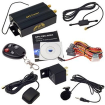 Control Rastreador Vehicular Tk103b Plataforma Garantia!