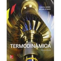 Libro Termodinamica - Cengel - 8 + Regalo
