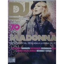 Madonna En Revista Dj Concept Portada Y Reportaje 2008