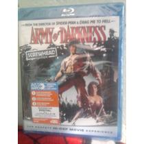 Blu Ray Evil Dead Despertar Del Diablo 3 Army Of Darkness