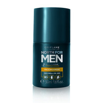 Roll On Desodorante Antitranspirante North For Men Recharge