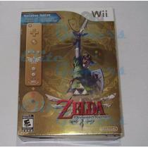 Vendo The Legend Of Zelda Skyward Sword Collectors Edition